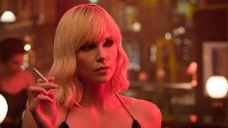 Взрывная блондинка (2017) HD