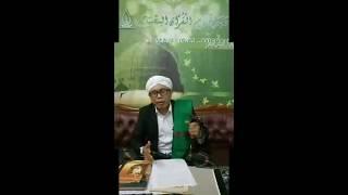 Kh Misbahul Munir Kholil #abahmisbah. Fadilah Sholawat