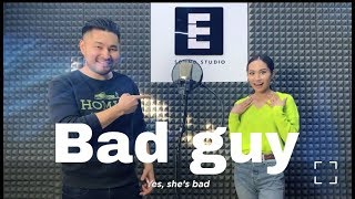 Billie Eilish, Justin Bieber - Bad guy (cover by Samat & PeriDoll)