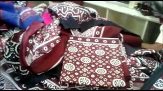 2011-11-23 Sindhi Handicrafts - Rilli, Ajrak, Sindhi Cap, etc