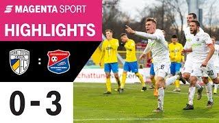 FC Carl Zeiss Jena - SpVgg Unterhaching | Spieltag 18, 19/20 | MAGENTA SPORT