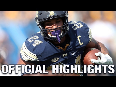 James Conner Official Highlights | Pitt Panthers Running Back