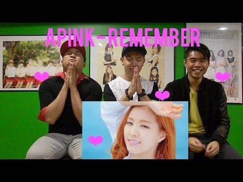 Apink(에이핑크) - REMEMBER (리멤버) MV REACTION (EPIC FANBOYS)