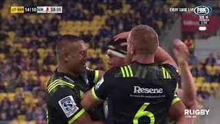 2018 Super Rugby Round 11: Hurricanes vs Sunwolves