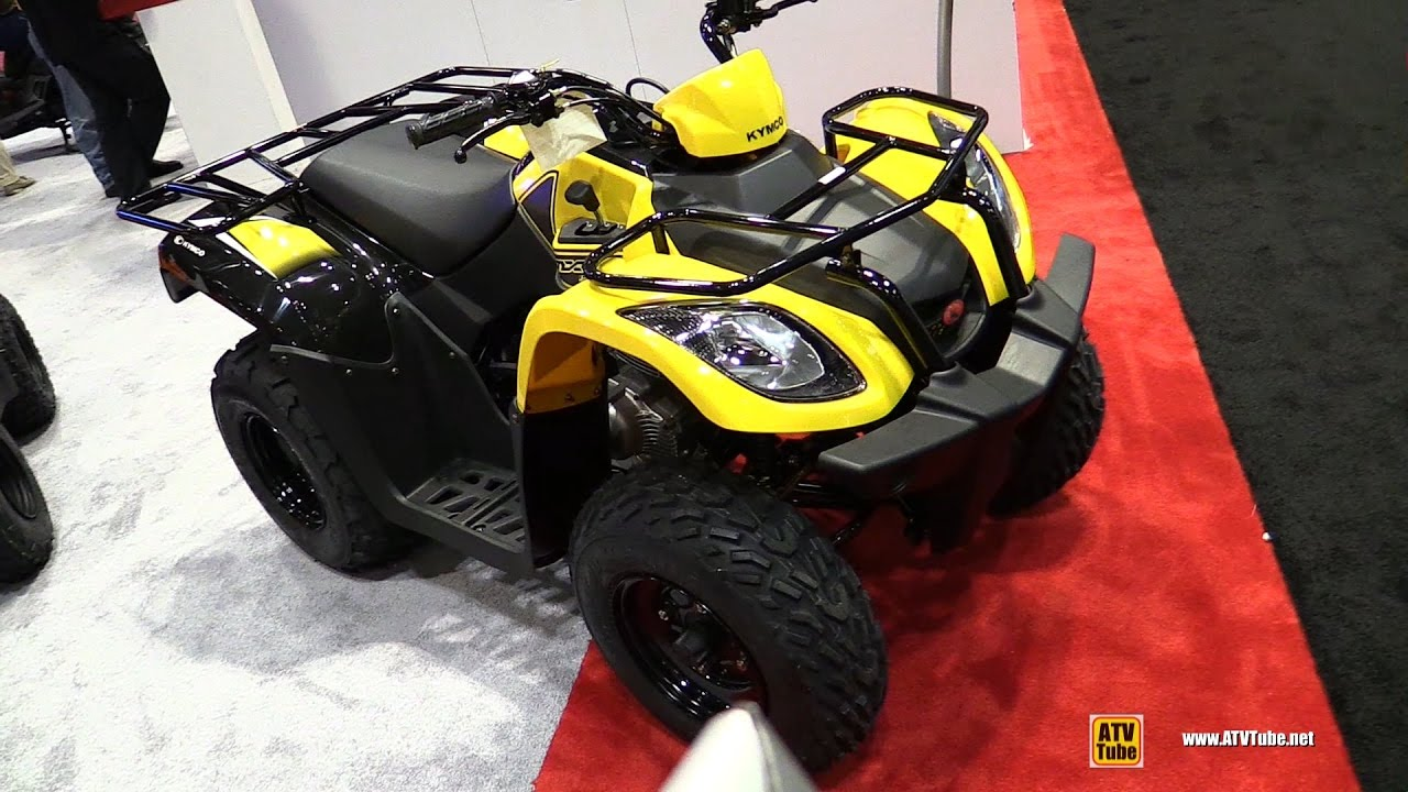 2017 kymco mxu 150 x walkaround 2016 aimexpo orlando. Black Bedroom Furniture Sets. Home Design Ideas