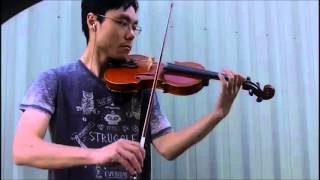 Trinity TCL Violin 2016-2019 Grade 0 Initial B1 Colledge Waterfall Performance