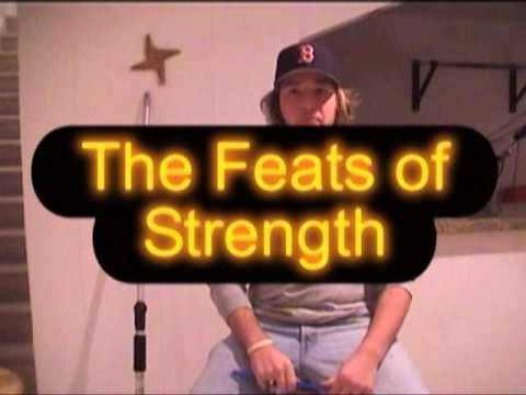 Festivus Feats of Strength Compilation