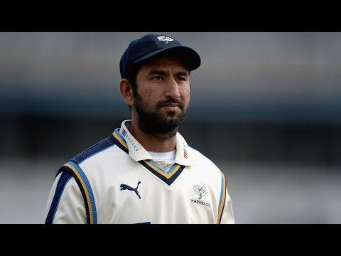 Cheteshwar Pujara shares his thoughts on playing county cricket