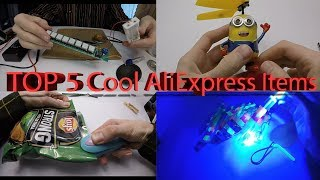 Top 5 Cool Items From AliExpress 2019