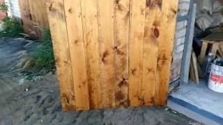 видео Чем защитить древесину?