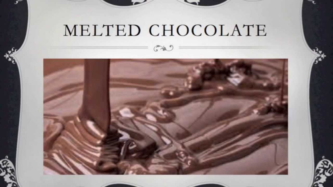 Powerpoint Presentation How Chocolate Is Made Friends
