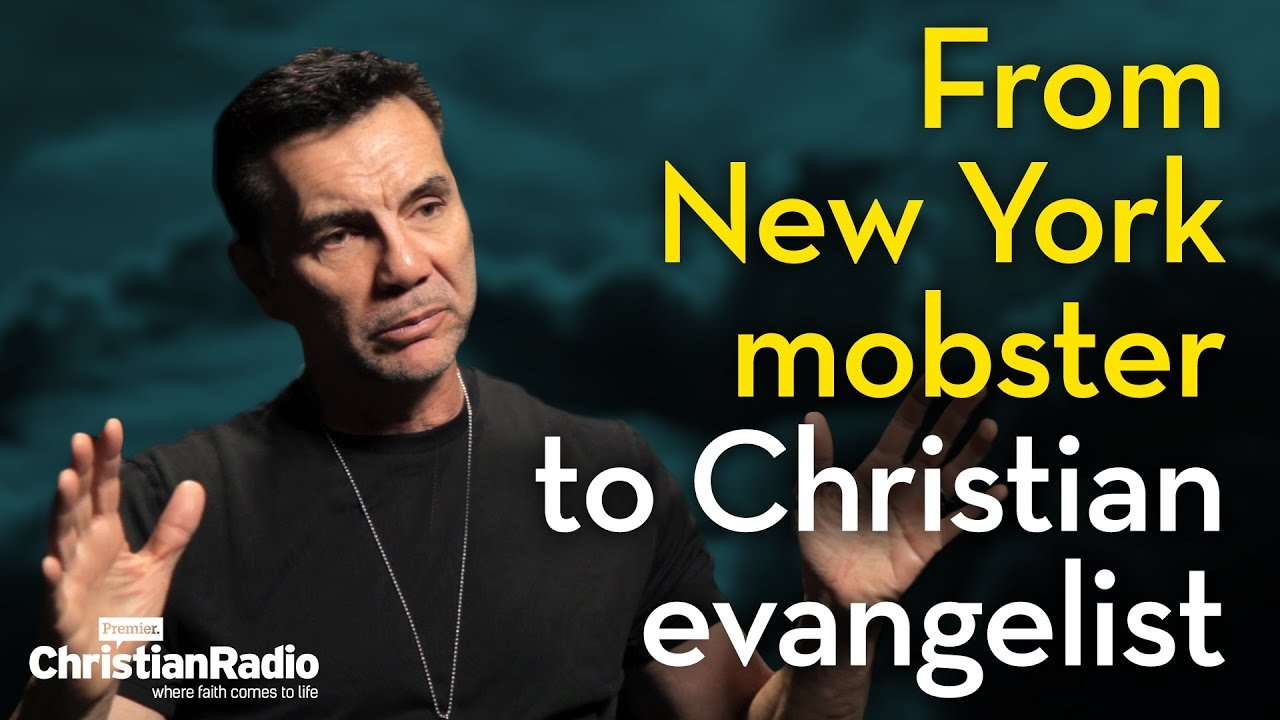 From New York mobster to Christian evangelist - Amazing testimony