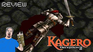 Kagero: Deception II Review (PS1)