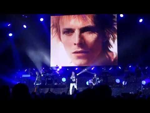 Duran Duran - Planet Earth & Space Oddity - Scotiabank Saddledome - Calgary, Alberta, Canada - Augus