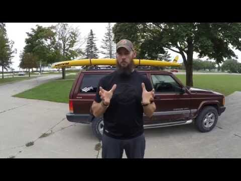 How do I get my SUP tie down straps to stop making noise?