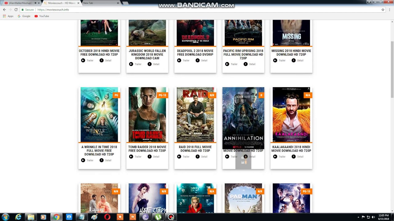 how to download movies from moviescouch youtube