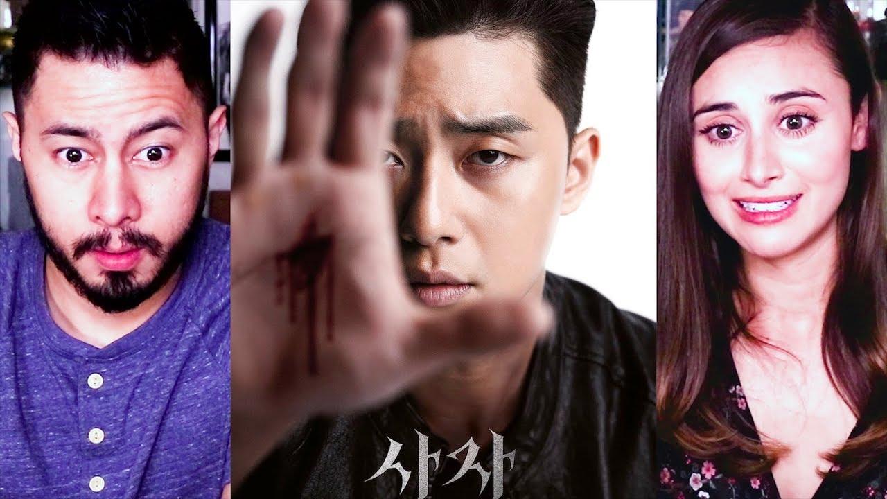 Download THE DIVINE FURY   Park Seo Joon   Ahn Sung-Ki   Woo Do-Hwan   Trailer Reaction!