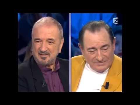 JeanClaude Carrière et Pierre Etaix  On n'est pas couché 2 février 2008 ONPC