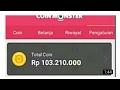 Terbaru Trik Hack Coin Monster Dapatkan Koin Banyak Hanya 5 Menit
