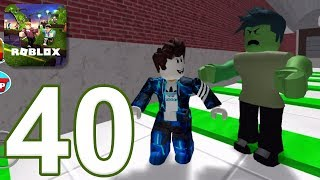 ROBLOX - Gameplay Walkthrough Part 40 - Escape The Subway (iOS, Android)