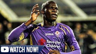 Khouma Babacar || Goals & Skills || Fiorentina [2014 2015] |