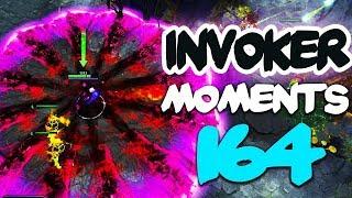 Dota 2 Invoker Moments Ep. 164