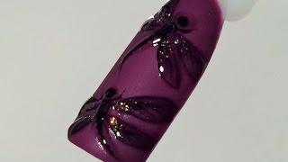 видео Матовый топ для ногтей (гель-лака)