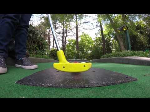 Malibu Grand Prix Mini Golf
