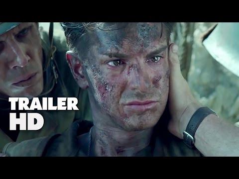 Hacksaw Ridge - Official Film Trailer 2016 - Andrew Garfield World War II Movie HD