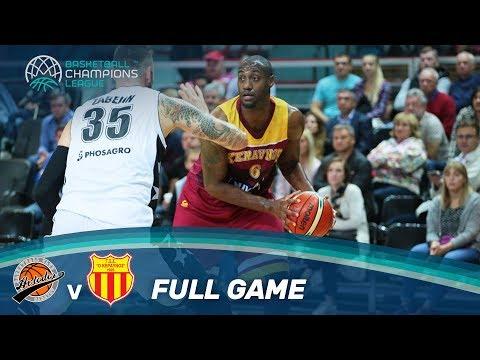 LIVE 🔴 - Avtodor Saratov (RUS) v Keravnos (CYP) - Basketball Champions League 17-18