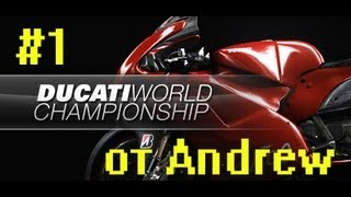 Let's Play Игры Ducati World Championship от Andrew