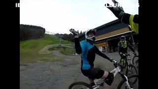 Dagje Bikepark Winterberg met een aantal Bushbikers 2014