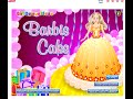Barbie - Barbie Cake Game - Barbie Games