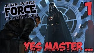 Star Wars: The Force Unleashed ● Yes master...