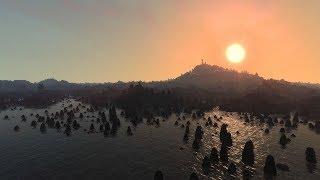 The Elder Scrolls III Morrowind: Original Xbox (2001) VS Xbox One X (2017) Graphics Comparison