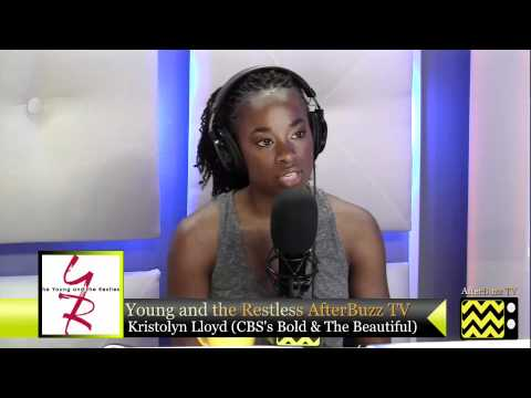 Young and the Restless  Soaps Special Edition:  with Kristolyn Lloyd  AfterBuzz TV