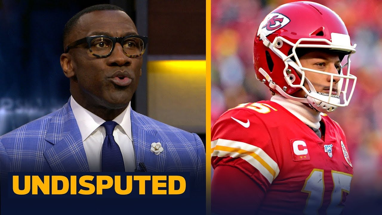 Shannon Sharpe reacts to Patrick Mahomes leading the Chiefs to the Super Bowl | NFL