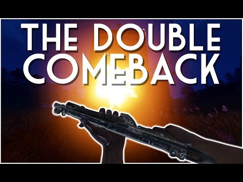 Rust - THE DOUBLE COMEBACK (Rust PvP Highlights & More)