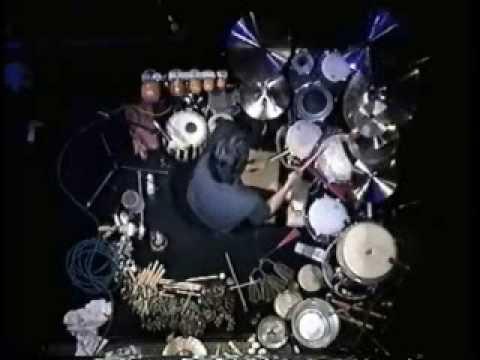 Trilok Gurtu Zildjian Day in London (1995)