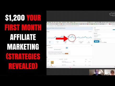 How Jordan Made $1,200 His FIRST MONTH AFFILIATE MARKETING (Strategies Revealed)
