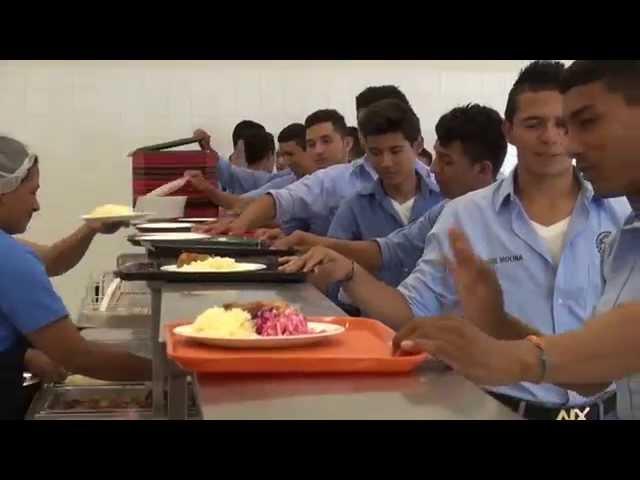 """Resultados de Impacto con el Tema de Seguridad Alimentaria, Escuela Agrícola """"Luis Landa"""""""