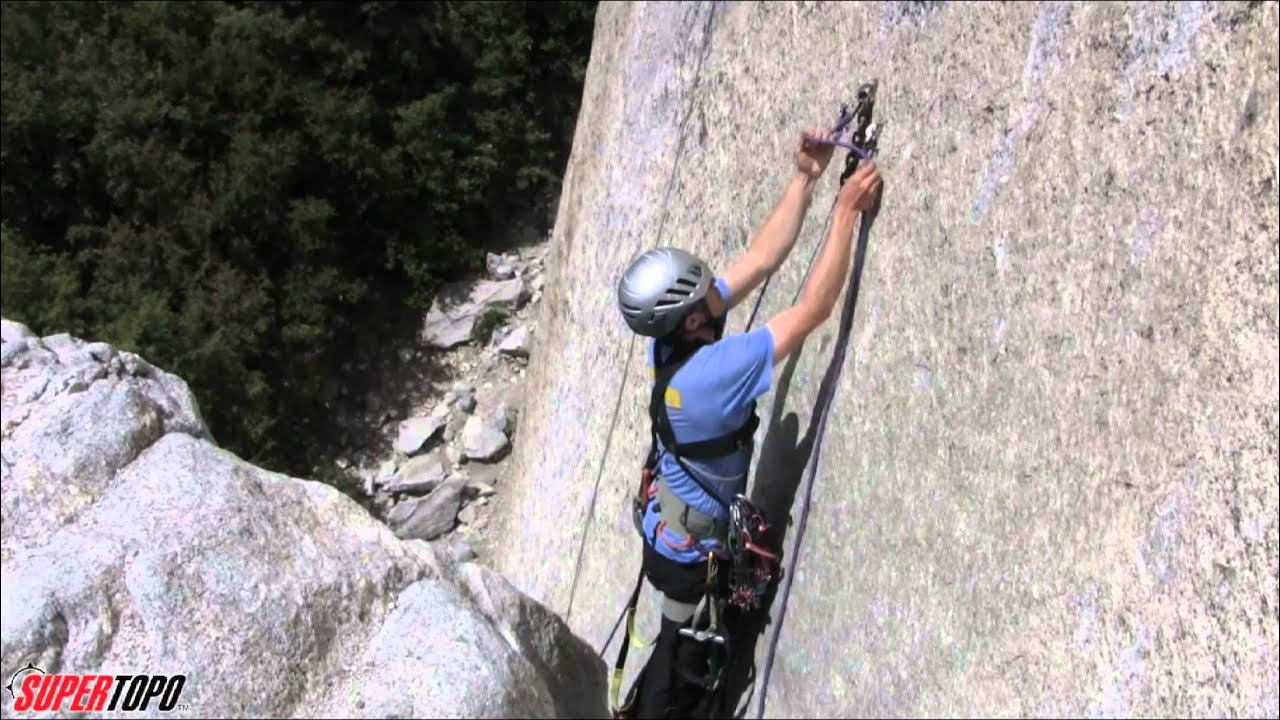 What Is Aid Climbing