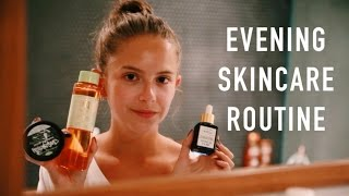 Evening Skincare Routine | sunbeamsjess