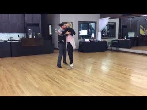 Veronika Kruta y Tim Raben - Unique Tango Weekend Apr 21-22, 2018
