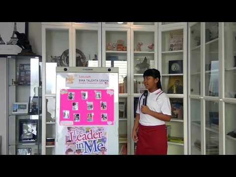 Mecca P3B Healthy habit Presentation @Bina Talenta Graha School