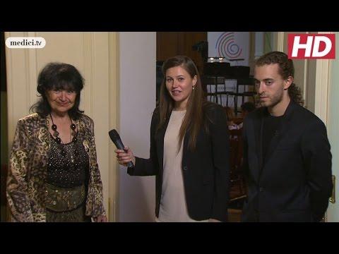 #TCH15 - Live Interview: Liana Isakadze