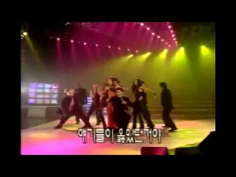 김종민 kim jong min - his life as a backup dancer (compilation)
