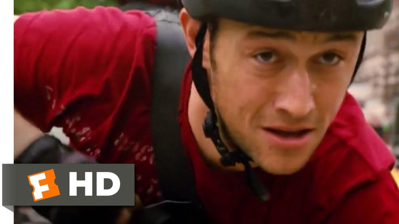 Download Premium Rush (2011) - Car vs. Bicycle Scene (2/10) | Movieclips