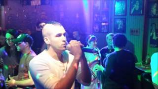 "Donna's Bar Karaoke: Jake ""Hallelujah'"
