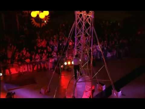 Cirque du Soleil - Midnight Sun: Wheel of Death